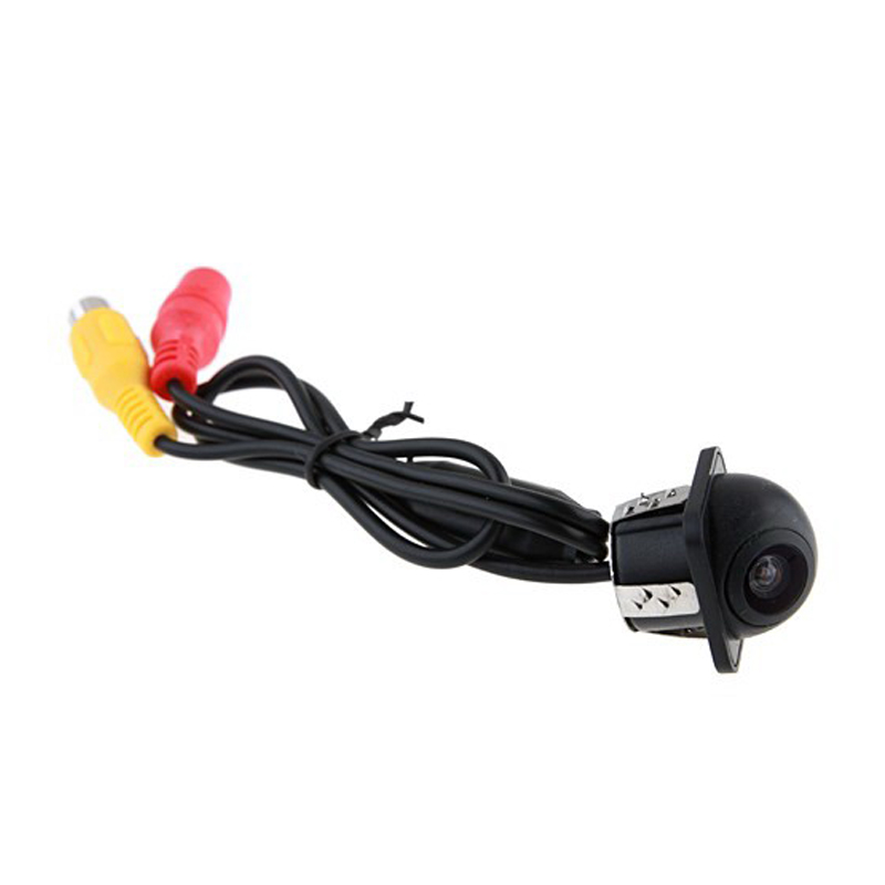 XYCING E327 9 LED Car Parking Rearview Camera Waterproof Color CMOS Car Rear View Reverse Backup Camera
