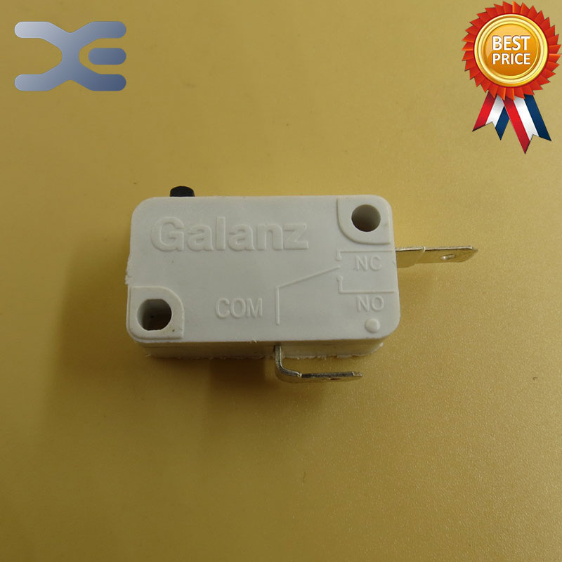 Microwave Oven Parts Microwave Switch Micro - Switch Two - Pin 302C General - Purpose Microwave Oven Accessories