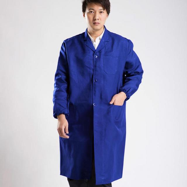 2016 de polvo de alta calidad clothing warehouse labor abrigo trajes de promoción de ventas personal y porter para unisex al por mayor