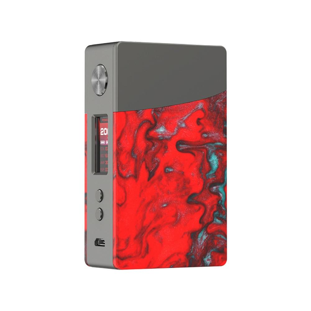 New Original GeekVape NOVA 200 w Boîte MOD avec Avancée TC COMME Puce et Couleurs Attrayantes E-cig Vaporisateur mod Aucune Batterie VS Glisser Mod - 5