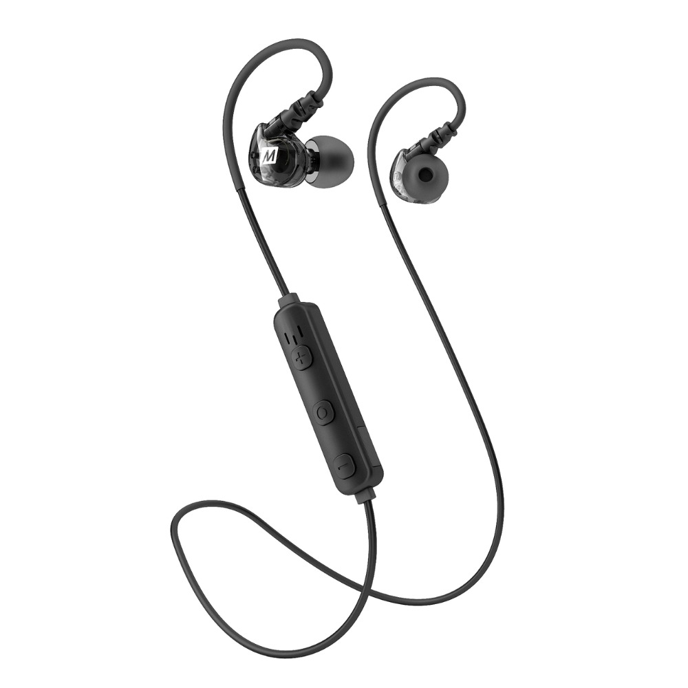 ФОТО MEE Audio X6 PLUS Stereo Bluetooth Wireless Sports In-ear Headphones Running Earbuds Earphones Music Headset With Mic For Phones