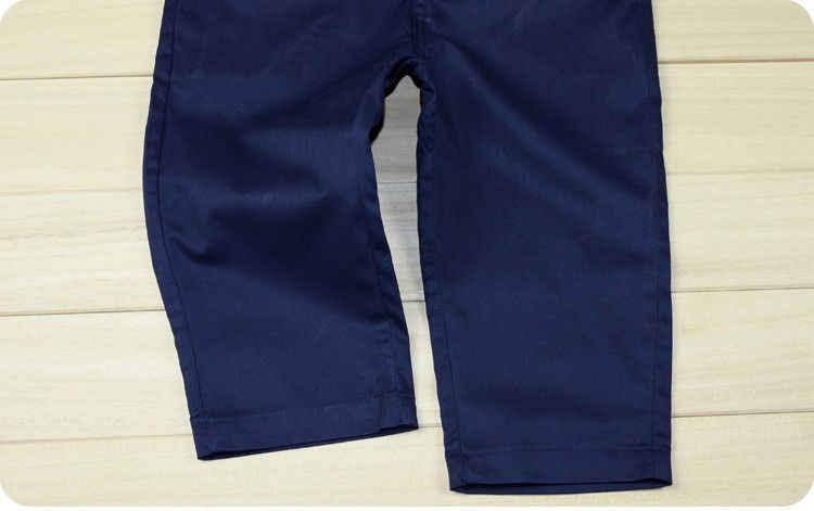 Novas Crianças Bebê Crianças Meninos Define Terno Encabeça Camisa Colete Laço Formal Roupas Calças 4 PCS Roupas Roupas Azul Escuro conjuntos