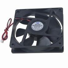 2 Pieces Gdstime 12025 12cm 120mm DC 48V 0.1A 12CM Cooling Fans Cooler