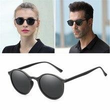 2019 Women Polarized Round Sunglasses Retro Vintage UV400 Dr