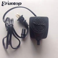1PCS Hight Quality 15W 1.6M 750L Water Pump for CO2 Laser Engraver Cutting Machine