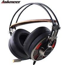 Askmeer V16 USB Professional Headphones