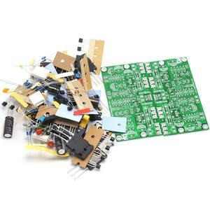 Image 1 - Bir Çift L20 SE Toshiba Monte AMP 350 W + 350 W 2SA1943 2SC5200 Çift Amplifikatör Kurulu 4ohm LJM 2 panoları