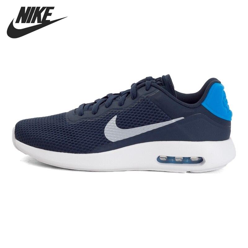 цена на Original New Arrival 2017 NIKE AIR MAX MODERN ESSENTIAL Men's Running Shoes Sneakers
