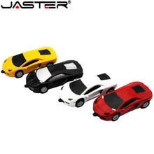 JASTER racing Car model USB flash drive 4GB 8GB 16GB 32GB  roadster Memory Stick  sport cars pendrive wholesale free shipping