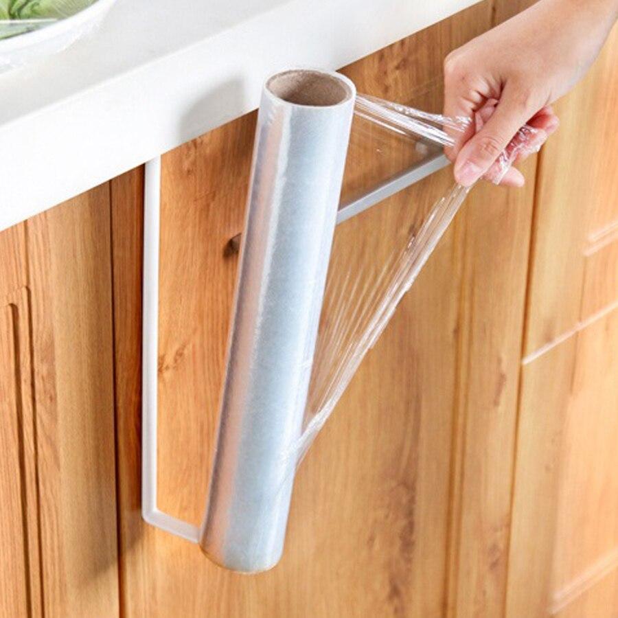 Küche Papierhandtuchhalter Eisen Tissue Rolle Handtücher Lagerregal ...