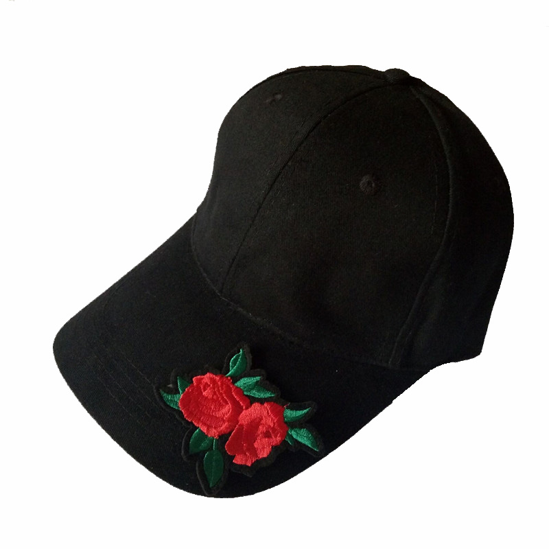 personalized baseball caps philippines rose decoration women font hats for embroidered no minimum