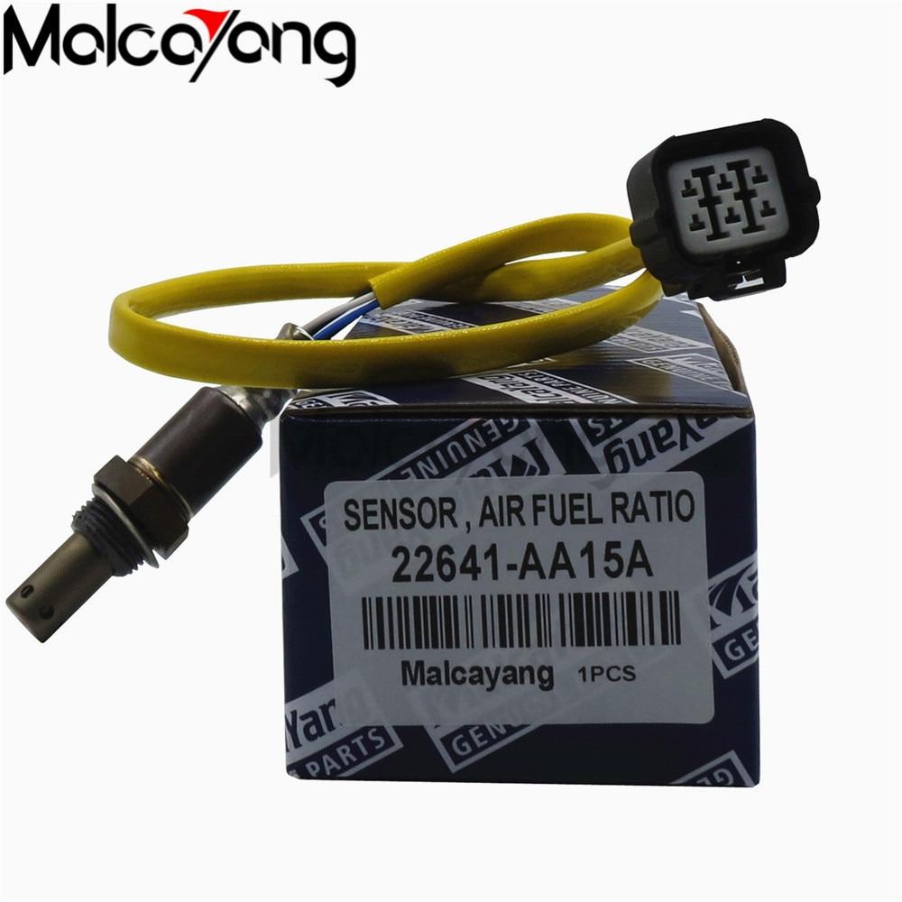 22641 AA15A Oxygen Sensor Air Fuel Ratio Sensor 22641AA15A For Subaru Outback Legacy Impreza Forester Saab