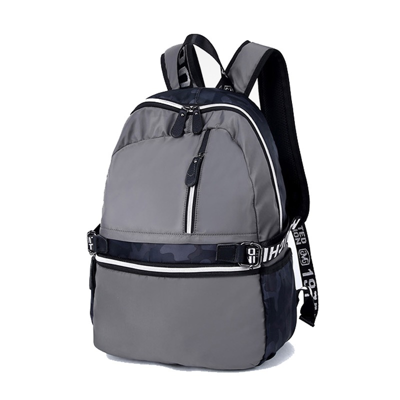 New Designs Waterproof Oxford Fabric Panelled Backpack Fashion and Casual Style Travel School Backpack for Teenagers