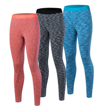 New Gym Leggings Newest Women's Compression Running Pants Sports Tights Sportswear Yoga Pants Fitness Legging Trousers For Women