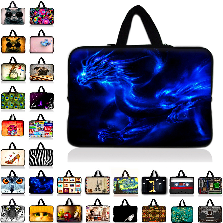 10 11.6 14 15 17 Portable Soft Sleeve Laptop Bag Case PC Handlebag for 13-inch 13 Macbook Air Pro Ultrabook Laptop Notebook Y1