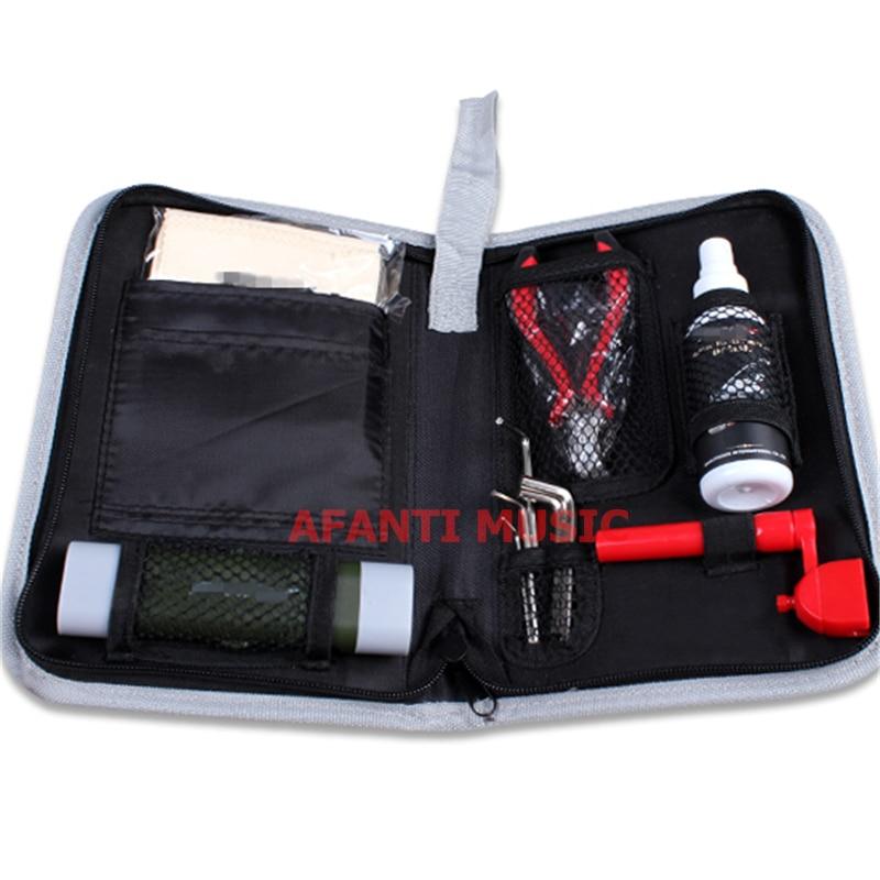 Kits de guitare musicale Afanti/outils de soin des cordes de guitare (GTL-107)