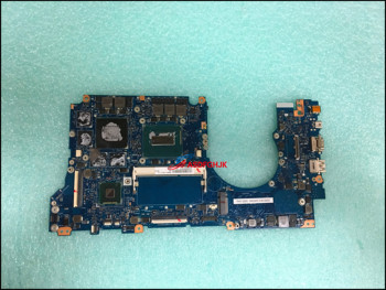 Original FOR ASUS N501JW LAPTOP MOTHERBOARD WITH I7-4720HQ AND GTX960M  Test OK