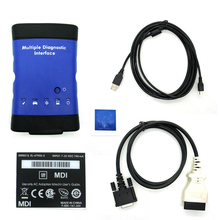 Auto Scanner for GM MDI Multiple Interface MDI Diagnostic Tool With Multi-Language Without Software by DHL Free Shipping