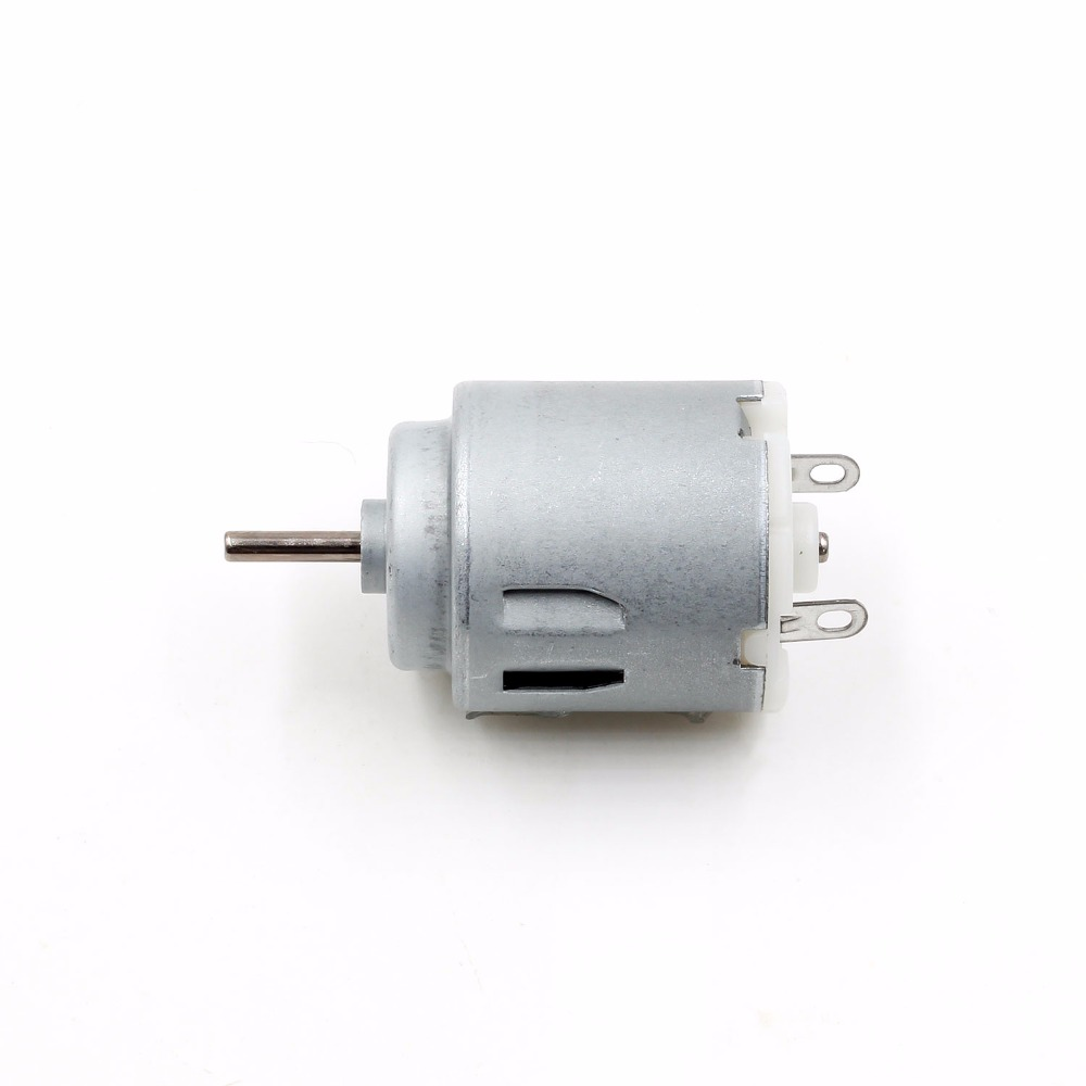 300 3V-6R DC 3V Motor 6 RPM Para DIY Fan De Juguete El/éctrico Peque/ño Almencla 1 Unid