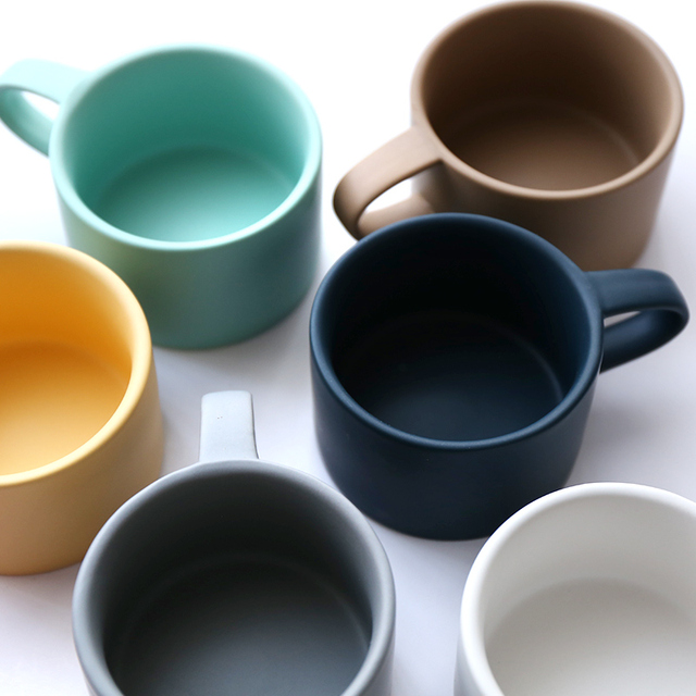 Mug design colorées style nordique Tasses et Mugs 🎁 Idées Cadeaux Cocooning.net