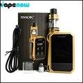 Original smok g-priv 220 w pantalla táctil kit gpriv 220 vape cuadro mod atomizador tanque tfv8 bebé grande elektronik sigara vaporizador