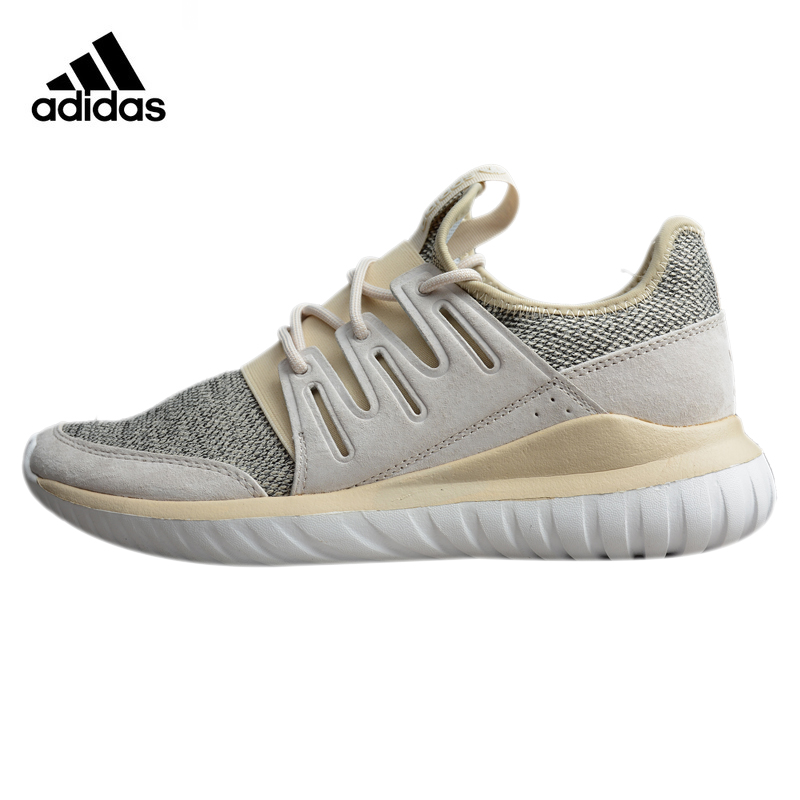 Original New Arrival Official Adidas Clover TUBULAR RADIAL Men's Running Shoes Classic Breathable Shoes Outdoor Anti-slip BB2395 цена