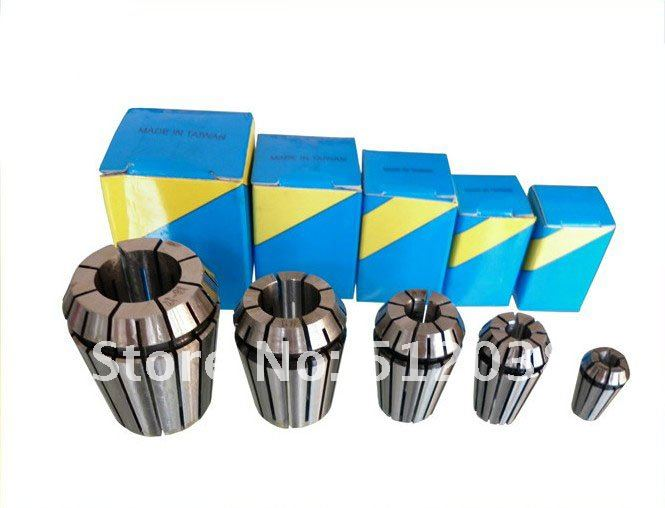 ФОТО Full 13pcs/set (13 size ) ER20 PRECISION SPRING COLLET set For engraving/Milling/Grinding/Boring/Drilling/Tapping