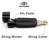 30pcs 3 in 1 Multifunction Guitar String Winder String Pin Puller String Cutter Guitar Tool Guitar Accessories Free Shipping