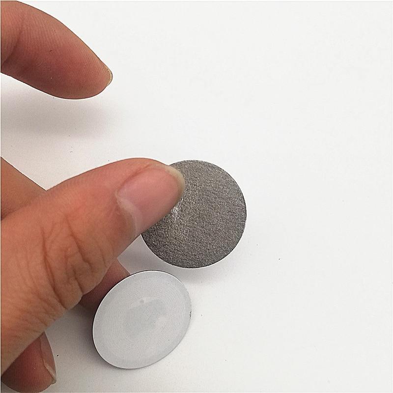 10 шт./лот 13,56 МГц UID Сменные S50 1K NFC Наклейка карта анти-металл Laber NFC tag перезаписываемый сектор 0 блок 0 копия карты доступа