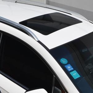 Image 4 - Auto symulacja panoramiczny szyberdach naklejki samochodowe pcv spersonalizowane naklejki wodoodporne akcesoria zewnętrzne naklejki do stylizacji samochodów