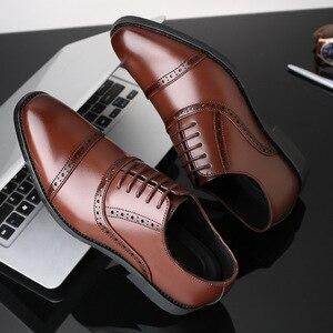 2018 Fashion Man Formal Shoes
