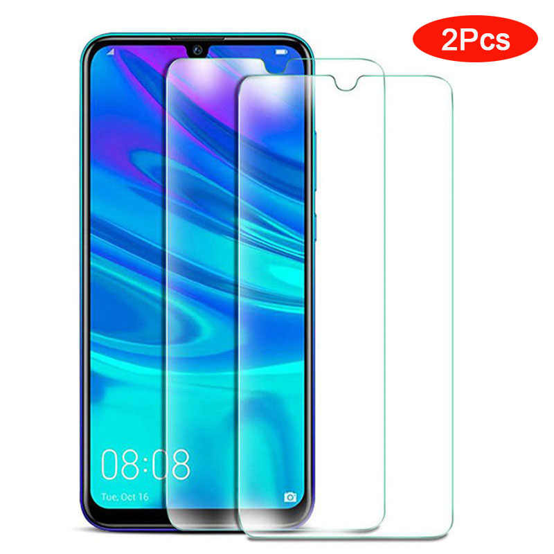 2pcs tempered glass for huawei y5 y6 y7 2019 protective glas screen protecter glass for huawei 5y 6y 7y 2019 y62019 y72019 glass