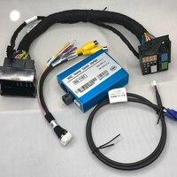 Автомобильная электроника видеонаблюдения автомобиля Камера Интерфейс для AUDI A4 B9 2017 интеллектуальная парковка рекомендации