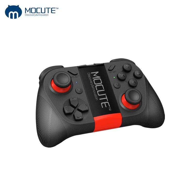 MOCUTE Беспроводной Bluetooth 3,0 геймпад игровой контроллер Джойстик для Android телефон ТВ Box игровой контроллер игры
