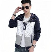 2016 New Fashion Men Hoodies Brand Suit High Quality Men Sweatshirt Hoodie Casual Zipper Hooded Jackets Male Big Size 5XL
