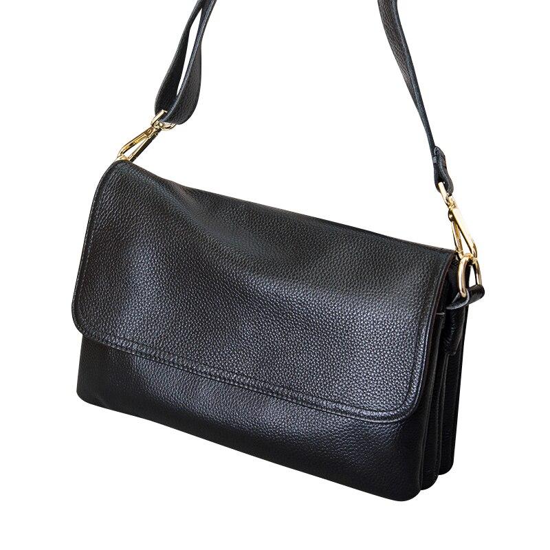 Sacs à main de luxe en cuir véritable pour femmes sacs à bandoulière de mode pour femme sac à bandoulière dames Messenger fourre-tout sac à main