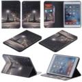 Для Apple iPad air 3 2 1 Эйфелева Башня Пейзаж ИСКУССТВЕННАЯ Кожа Стенд Бумажник Case крышка Для ipad mini 4 3 2 1 ipad 2/3/4 5 6 7 Case