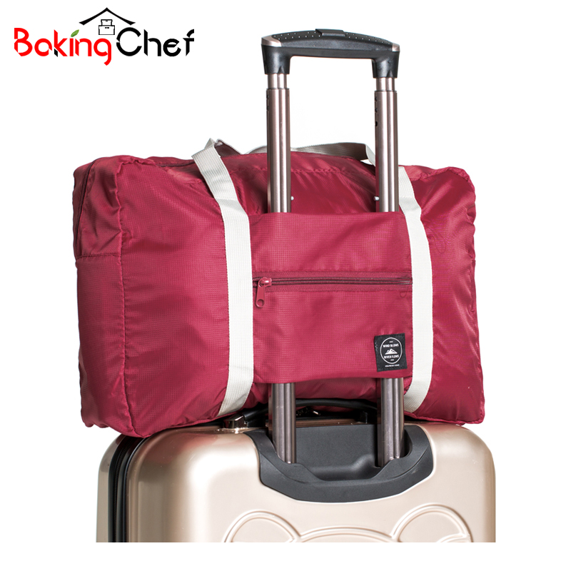 BAKINGCHEF Casual Travel Bags Clothes Luggage Storage Organizer Collation Pouch Cases Accessories Supplies Gear Items Stuff Case
