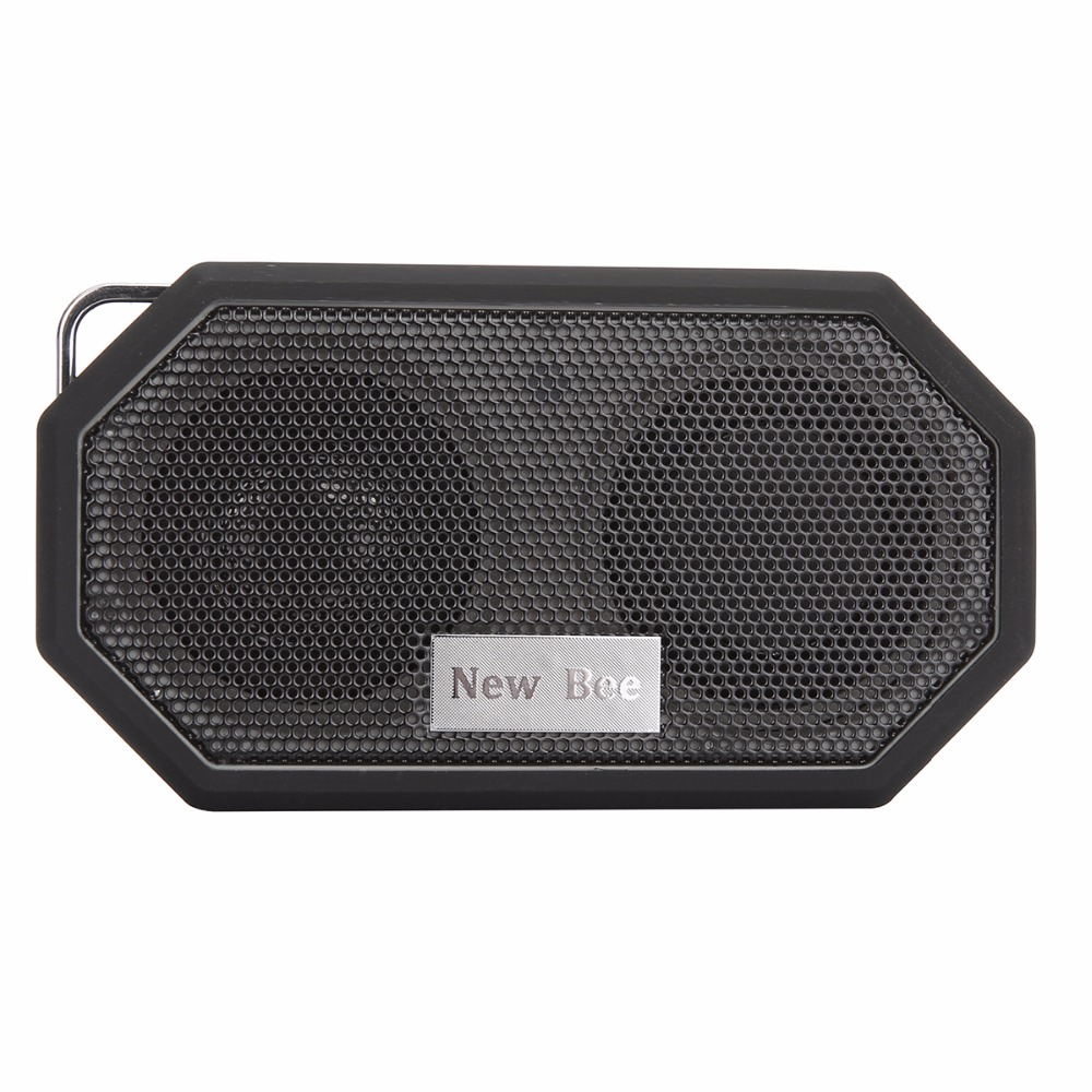 Lg Portable Bluetooth Speaker Np7550: 2018 New Bee Wireless Bluetooth Speaker Portable Pocket Waterproof Shockproof Stereo Music