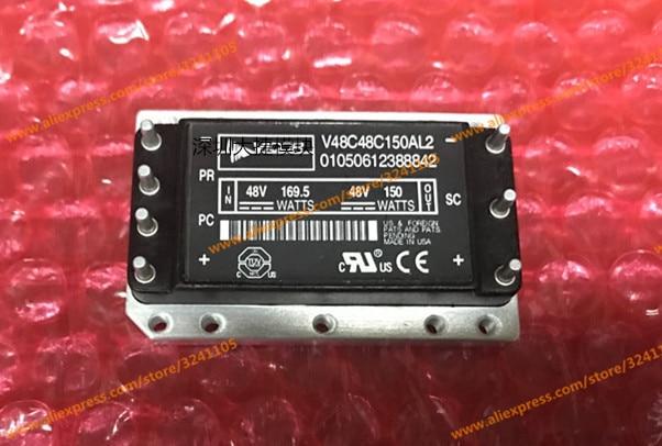 Free Shipping  NEW  V48C48C150AL2  MODULE