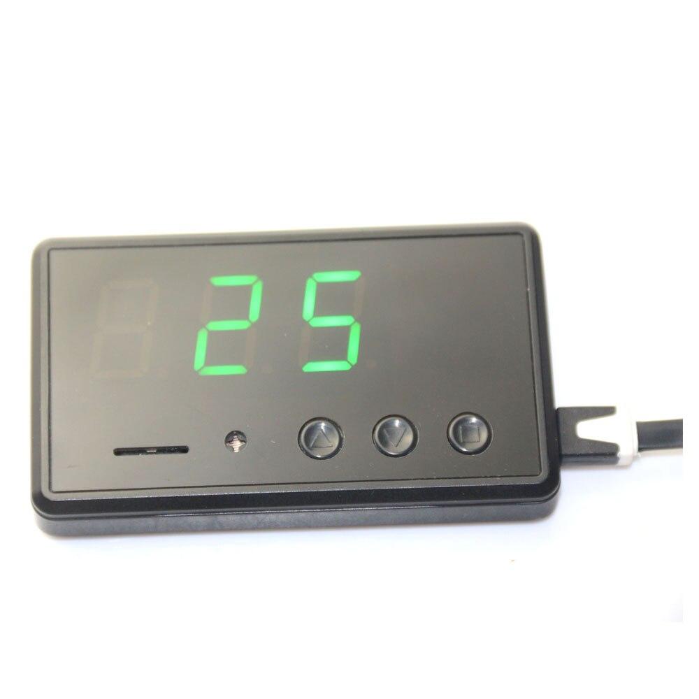 Voiture HUD GPS compteur de vitesse véhicule affichage tête haute KM/h & MPH avertissement de survitesse pare brise projet système d'alarme affichage tête haute|gps vehicle|gps gpsgps car alarm -