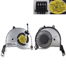 New Laptop Cooling Fan For HP Pavilion 15-N series DFS200405010T CPU Cooler/Radiator new laptop cooling fan for hp envy 15 6 m6 p m6 p113dx 15 ae p n dc28000g7f0 812682 001 dfs541105fc0t cpu cooler radiator