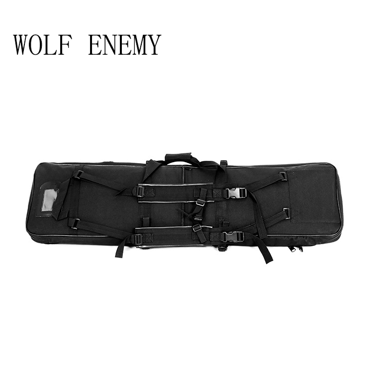 us military standard waterproof hard plastic shot gun case Military World 150CM Rifle Gun Bag Pouch Protection Case Tactical Airsoft Hunting Accessories Waterproof Shotgun Backpack