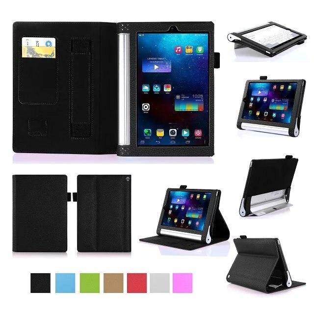 2 In 1 Protective Case Cover For Lenovo Yoga Tab 2 8 / Yoga Tab 3 8 Shell Skin Handrest Bag Yoga Tab2 8.0 830F / Tab3 8.0 850F
