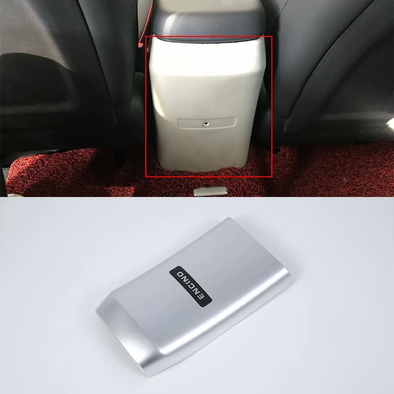 Auto Accessories ABS plastic rear air vent cover  For HYUNDAI KONA ENCINO 2018