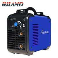 RILAND Smart Welder ARC 200GE 220V Mini Small Portable Household IGBT ARC Welding Machine