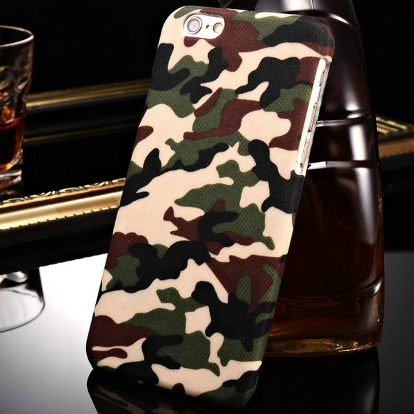 Camo Camouflage Skin PC Hard Case For iPhone 6 6G 4.7