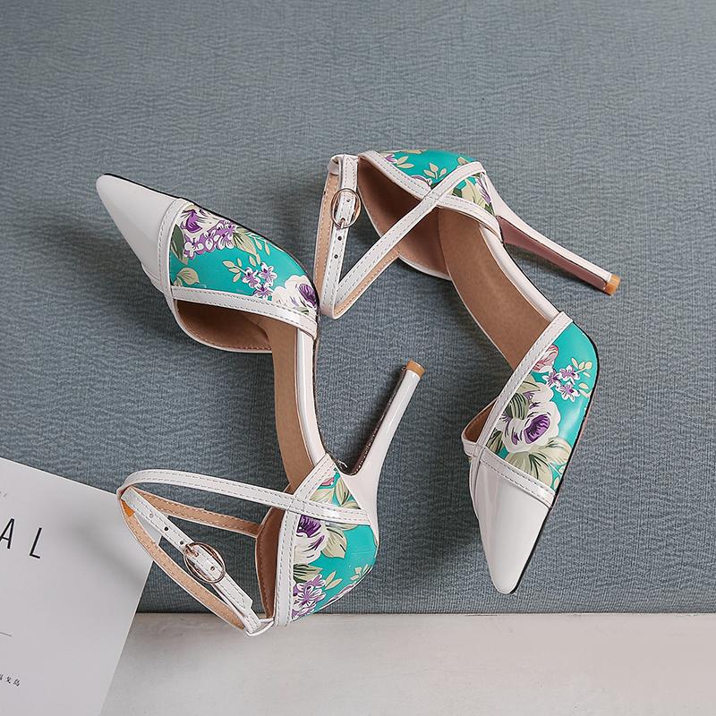 مشبك zapatos Dollar أحذية 3
