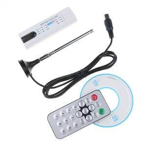 Image 4 - Kebidumei DVB T2/DVB C/FM/DAB 디지털 위성 DVB T2 USB TV 스틱 튜너 HD TV 수신기에 대 한 원격 안테나와 USB TV 스틱