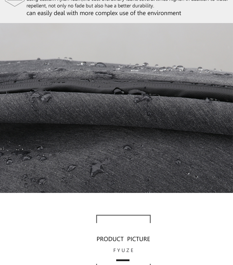 2-1_14 Sac à dos Nylon imperméable